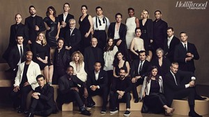 The Hollywood Reporter ~ 2016