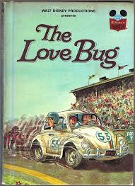 The Любовь Bug Storybook