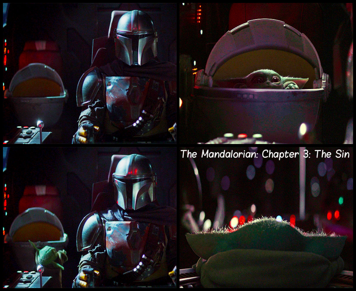 The Mandalorian: Chapter 3: The Sin