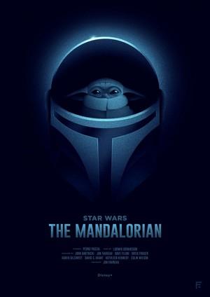 The Mandalorian - Created by Adam-Faniszl