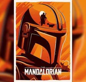 The Mandalorian Series