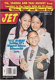The Mowry Family On The Cover Of Jet