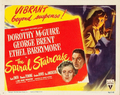 The Spiral Staircase (1946) Poster - suspense-movies photo