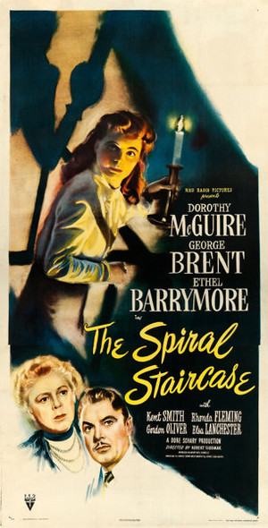 The Spiral Staircase (1946) Poster