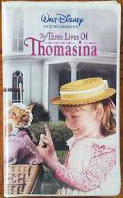 The Three Lives Of Thomasina On Videocassette