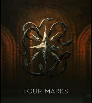 The Witcher - Season 1 Episode Art - Four Marks