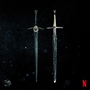 The Witcher - Season 2 Announcement - 2 Swords