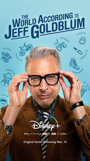The World According to Jeff Goldblum - Season 1 Poster