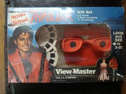 Thriller View-Master Set