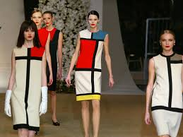 Ths Iconic Color Block Dress