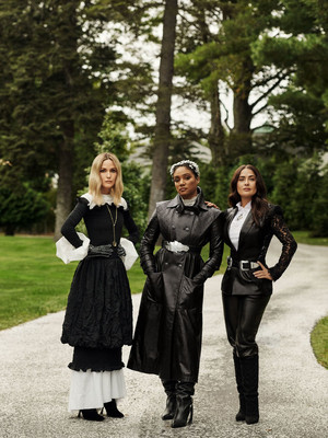 Tiffany Haddish, Salma Hayek and Rose Byrne - InStyle Photoshoot - 2020