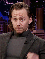 Tom Hiddleston - 'The thing about Baby Yoda is that… I just love him'