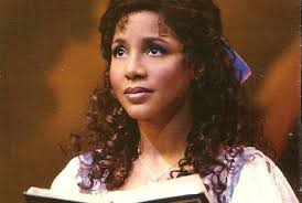 Toni Braxton As Belle