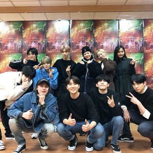 Twice at Day6's সঙ্গীতানুষ্ঠান