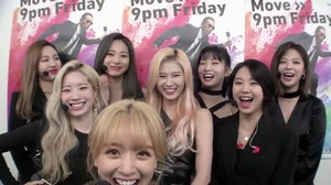 Twice at संगीत Station