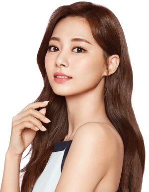 Tzuyu for Acuvue