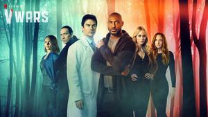 V Wars - Cast Poster