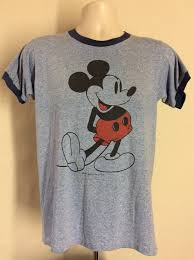 Vintage Mickey topo, mouse T-Shirt