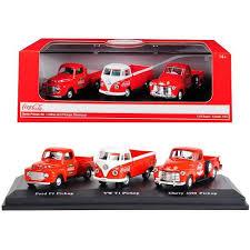 Vintage Toy Coca Cola Trucks