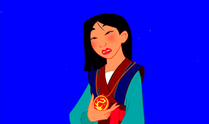 Walt Disney Screencaps – Fa Mulan