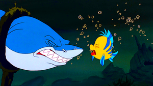 Walt Disney Screencaps – Glut & Flounder
