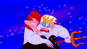 Walt Disney Screencaps - Princess Ariel & Ursula