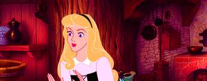 Walt Дисней Screencaps - Princess Aurora