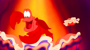 Walt Disney Screencaps – Sebastian