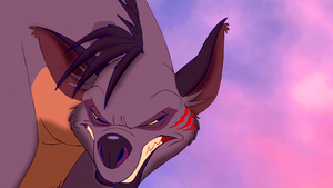 Walt Disney Screencaps - Shenzi