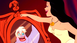 Walt Disney Screencaps – Ursula & Vanessa