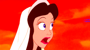 Walt Disney Screencaps – Vanessa & The Blue Birds