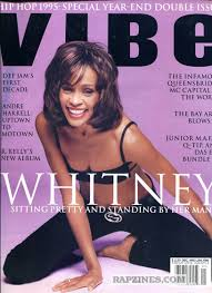 Whitney Houston On The Cover Of Vibe
