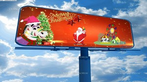 Wnter Carnival on the Billboard