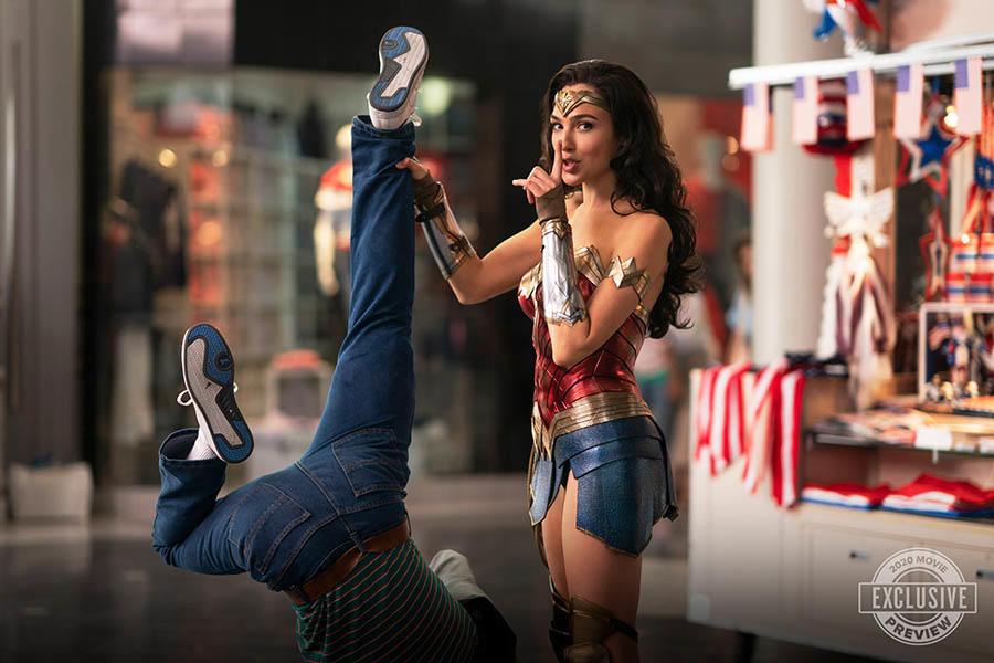 Wonder Woman 1984 (2020) Still