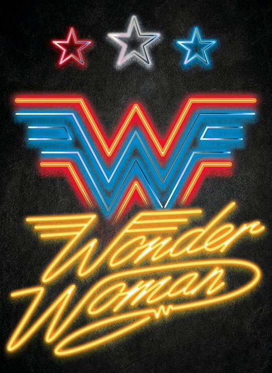 Wonder Woman 1984 (2020) promo poster