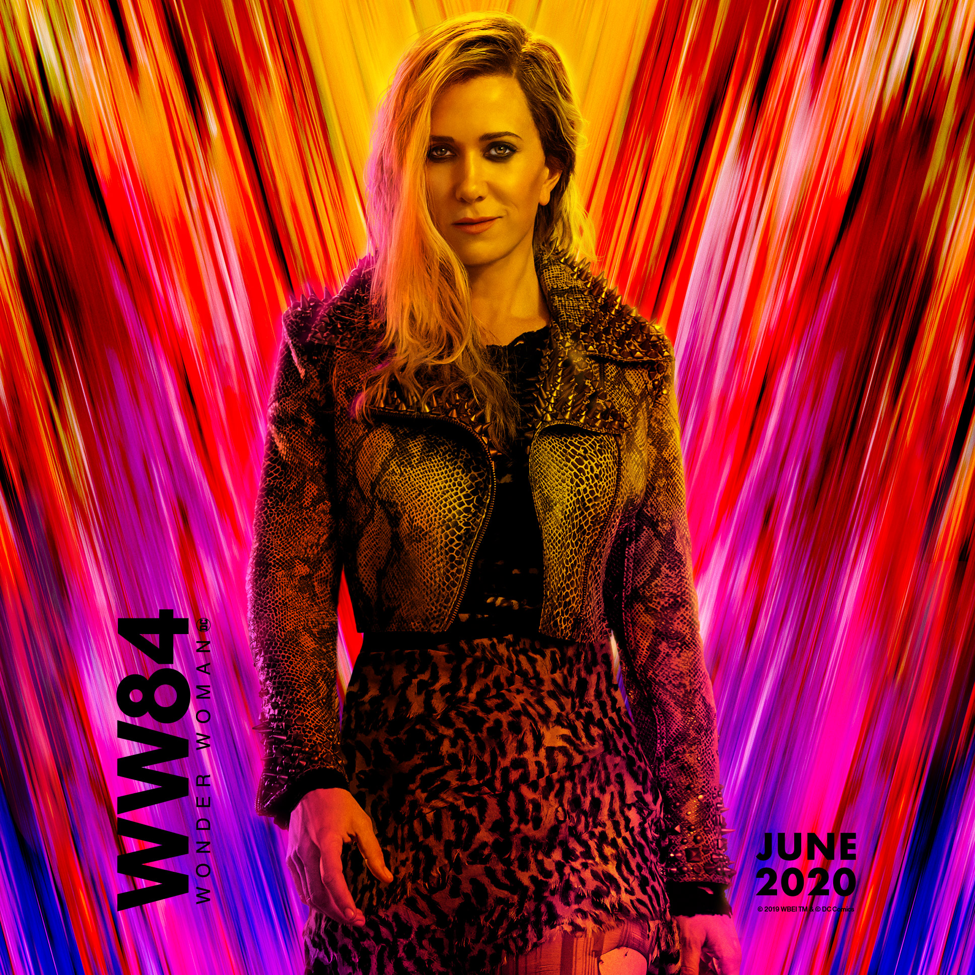 Wonder Woman 1984 - Character Portrait - Kristen Wiig as Barbara Minerva