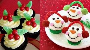 Xmas desserts 🎄