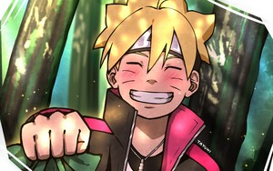 boruto happy