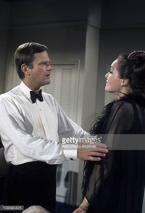 dick sargent and Julie Newmar