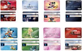 ディズニー Credit Cards