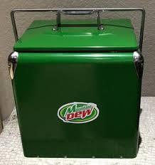Vintage Mountain Dew кулер, охладитель