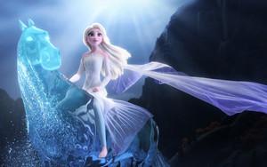Frozen - Uma Aventura Congelante 2 elsa