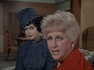 serena and mrs. stevens
