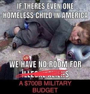 $700 Billion Military Budget