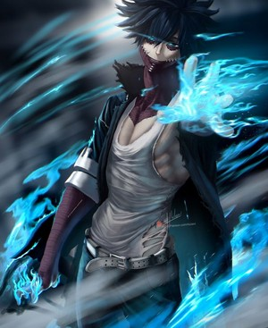 *Dabi : My Hero Academia*