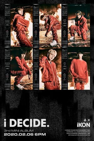 Dive   CONCEPT POSTER  RED VER.