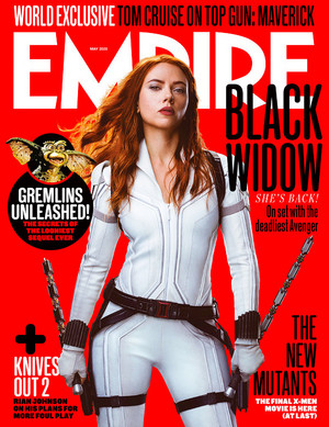 Empire's Black Widow Cover
