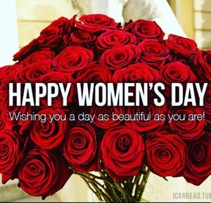 🌹Happy Women's Day, my dear!🌷