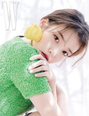아이유(IU) 아이유 IU(アイユー) for W Korea Lucky Spring プレビュー