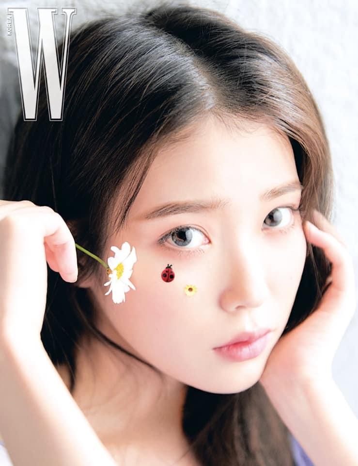 아이유(IU) 아이유 李知恩 for W Korea Lucky Spring 预览